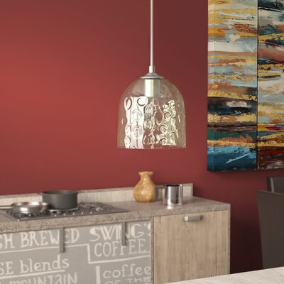 Hoskin 1-Light Inverted Pendant