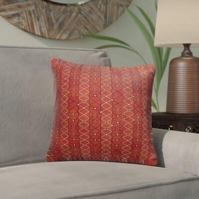 Crestview Indoor/Outdoor Throw Pillow Size: 18 x 18