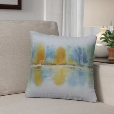 Pavilion Outdoor Throw Pillow Size: 18 H x 18 W x 6 D