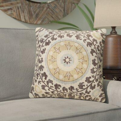 Anthracite Throw Pillow