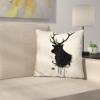 Elke Throw Pillow