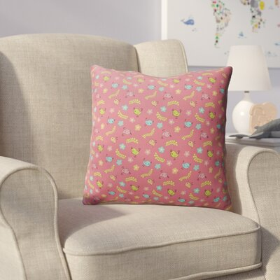 Thurmond Indoor/Outdoor Throw Pillow Size: 16 H x 16 W x 4 D