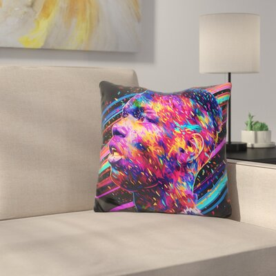Pogba Throw Pillow
