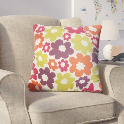 Hengrove Floral Throw Pillow