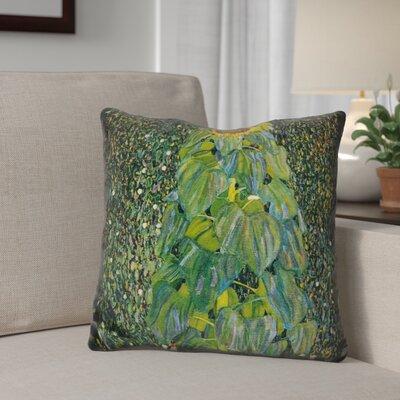 Gipe Sunflower Throw Pillow