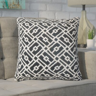 Winston Geometric Cotton Throw Pillow