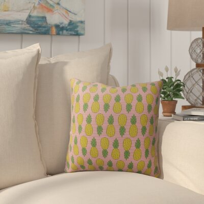 Brielle Indoor/Outdoor Throw Pillow Size: 16 H x 16 W x 4 D