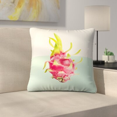 Passion Fruit Throw Pillow Size: 16 x 16