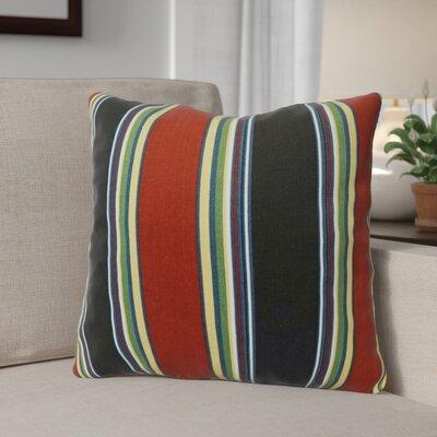Ba Stripe Indoor/Outdoor Throw Pillow