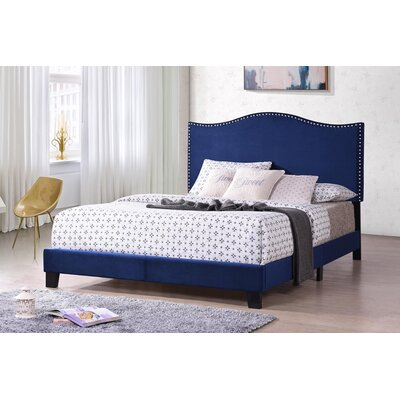 Henthorn Upholstered Bed Size: Queen