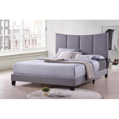 Millar Upholstered Panel Bed Size: King
