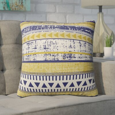 Crawford Throw Pillow Size: 24 H x 24 W x 6 D