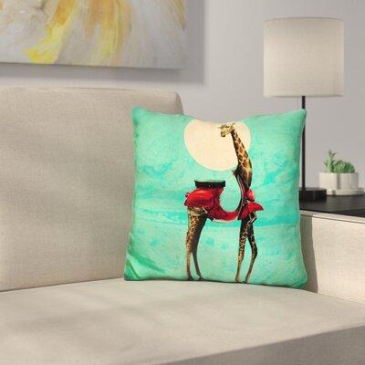 Giraffe 6000 Sq Throw Pillow