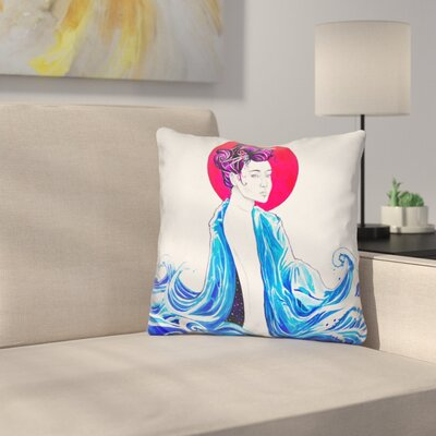 Yume Throw Pillow