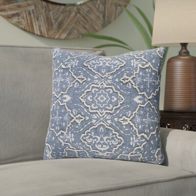 Chosposi Throw Pillow Color: Blue