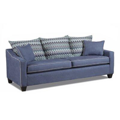 Stehman Sofa Upholstery: Victory Galaxy/Victory Riverrock/Banshee Lapis