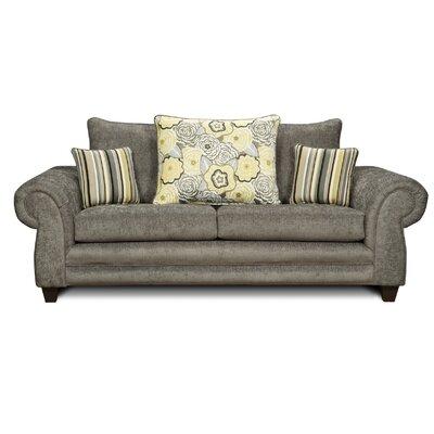 Gambill Sofa Upholster: Fidelity Gray