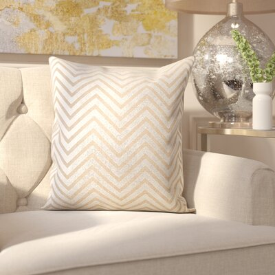 Brierfield Down Throw Pillow Size: 18 H x 18 W