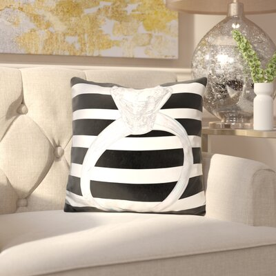 Harriett Engaged Throw Pillow