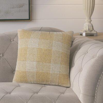 Horsham Plaid Throw Pillow