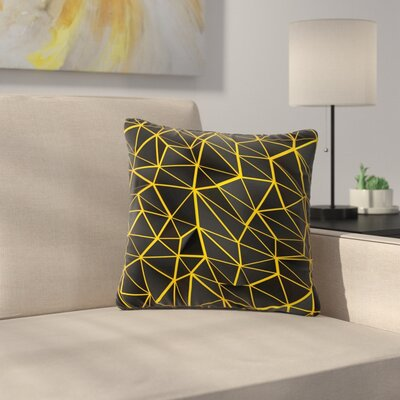 Danny Ivan Poly Outdoor Throw Pillow Size: 18 H x 18 W x 5 D