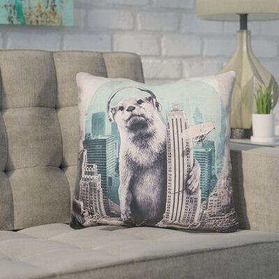 Hickey Dj Tap Throw Pillow