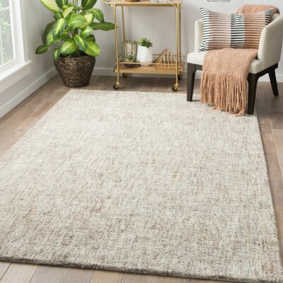 Widger Hand-Tufted Angora/Monks Robe Area Rug Rug Size: Rectangle 2 x 3