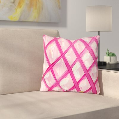 Brisson Throw Pillow Size: 16 H x 16 W x 3 D