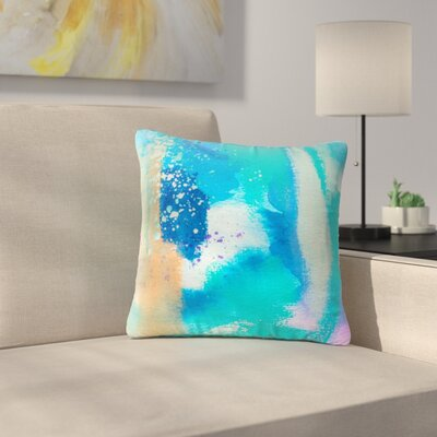 Li Zamperini About Outdoor Throw Pillow Size: 18 H x 18 W x 5 D