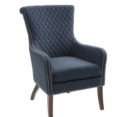 Busti Armchair Upholstery Color: Dark Blue