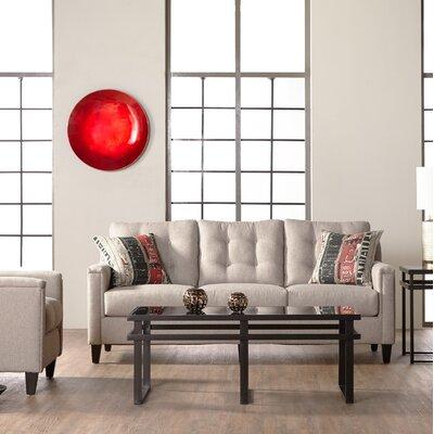 Longshore Sofa Upholstery: Light Gray