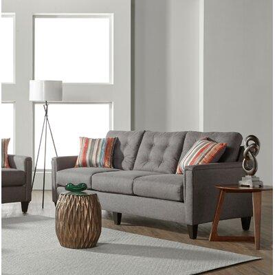 Longshore Sofa Upholstery: Gray