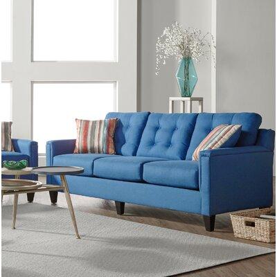 Longshore Sofa Upholstery: Denim