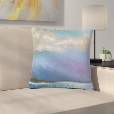 Carol Schiff Heading out Nature Outdoor Throw Pillow Size: 16 H x 16 W x 5 D