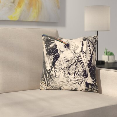 Envision Throw Pillow