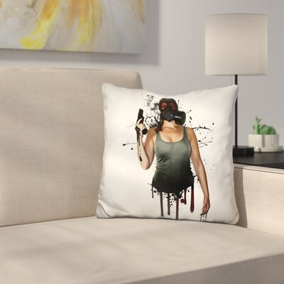 Bellatrix Throw Pillow