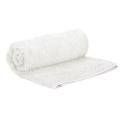 Premium Natural Soft Cotton Hand Towel Color: White