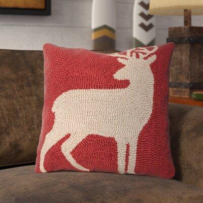Reder Buck Throw Pillow