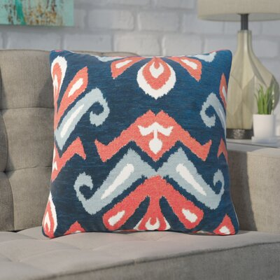 Efird Contemporary Throw Pillow Size: 18 x 18