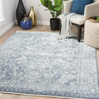 Laffey Infinity/Bering Sea Area Rug Rug Size: Rectangle 9 x 12