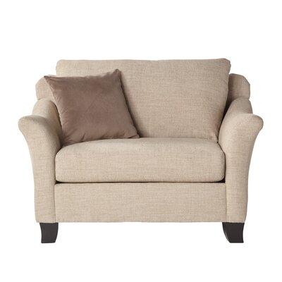 Metcalfe Settee Upholstery: Lilou Almond