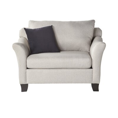 Metcalfe Settee Upholstery: Sonoma Silver