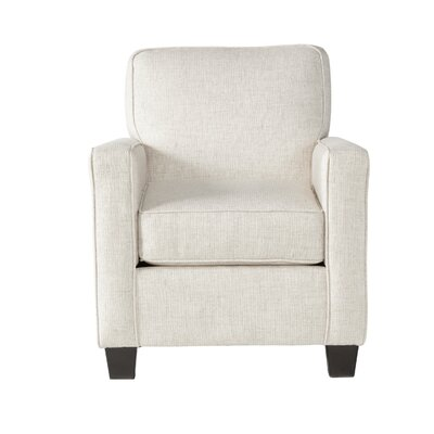 Schoth Occasional Armchair Upholstery: Ivory
