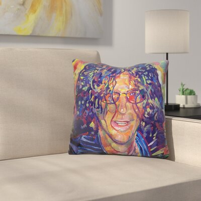 Howard Stern Throw Pillow