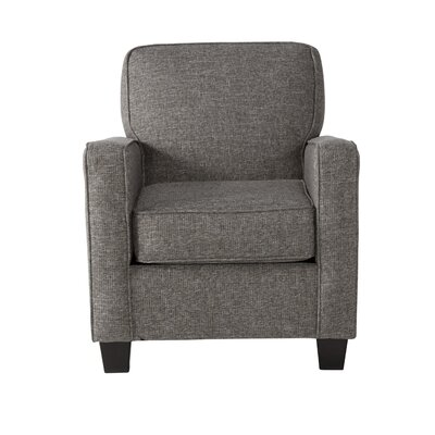 Schoth Occasional Armchair Upholstery: Mocha