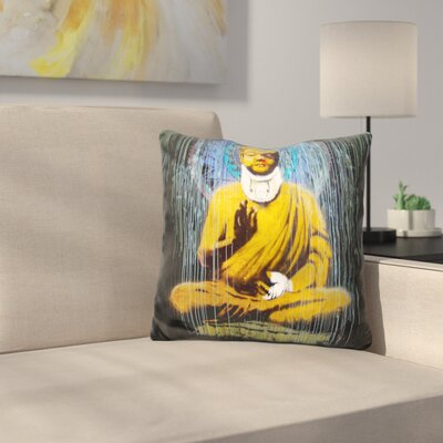 Inju Buddha Throw Pillow