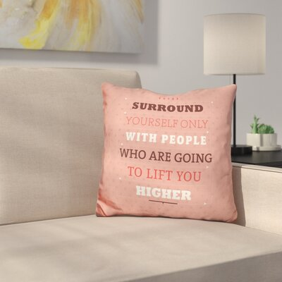 Mathieson Good Friends Throw Pillow