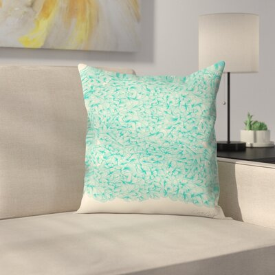 Abstract Pattern Throw Pillow Size: 20 x 20