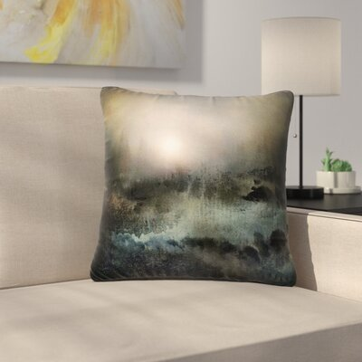 Viviana Gonzalez Calling the Sun II Outdoor Throw Pillow Size: 18 H x 18 W x 5 D