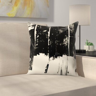 Kasi Minami Abstract 3 Throw Pillow Size: 20 x 20